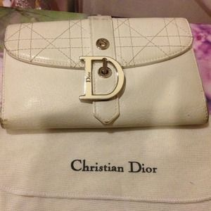 ReducedChristian Dior wallet