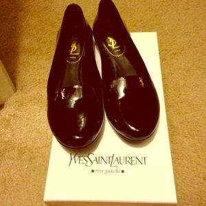 YSL smoking slippers HOT!