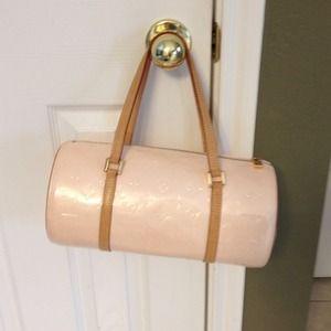 f667acfac76a Louis Vuitton Bags - Authentic Louis Vuitton pink patent papillon