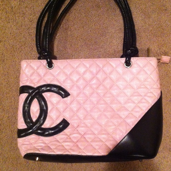 4c598be7e42 IDK Handbags - Knock off Chanel pink purse