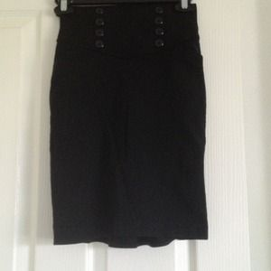 Dresses & Skirts - Black skirt