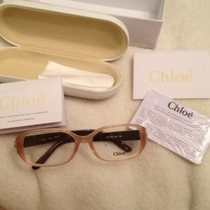 Chloe eyeglasses - new