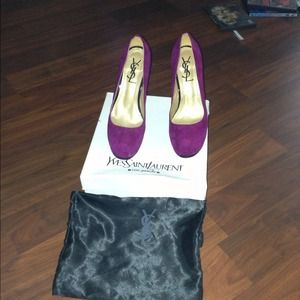 YSL pumps never worn Reduced