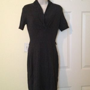 The limited gray xs dress