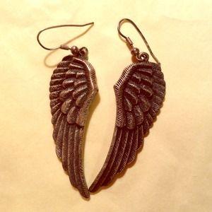 Jewelry - Angel Wing Earrings