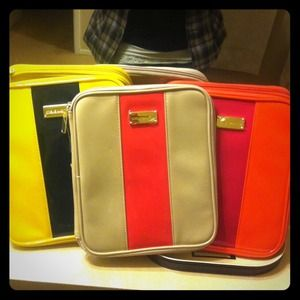 Colorblocked iPad/ Tablet Case