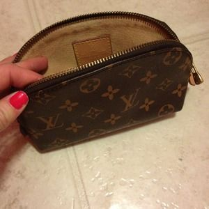Accessories - Inspired Louis Vuitton Makeup Bag