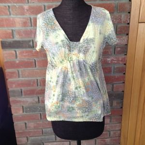 Style & Co. Cute top worn once sz M