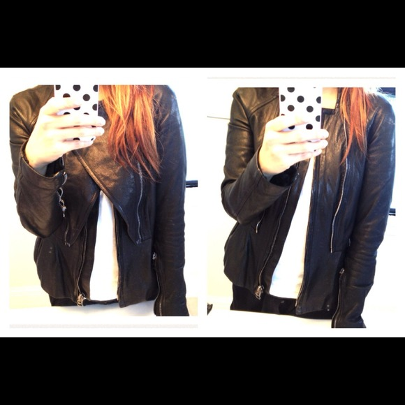 3.1 Philip Lim Jackets & Blazers - 3.1 Philip Lim goat leather jacket!