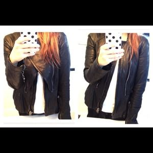 3.1 Philip Lim Jackets & Coats - 3.1 Philip Lim goat leather jacket!