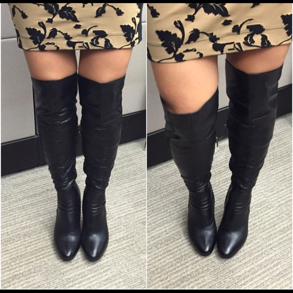 4fdadfd595 Chinese Laundry Shoes | Hp Overtheknee Boots | Poshmark