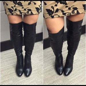 ‼️HP‼️Chinese Laundry over-the-knee boots