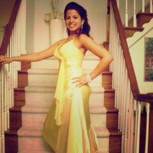 Dresses & Skirts - Long Yellow Prom Dress