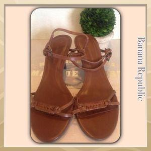 cognac brown sandal from BR