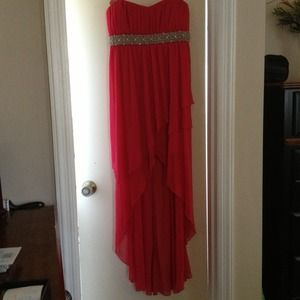 Dresses & Skirts - High Low Gown