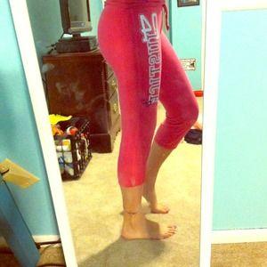 Outerwear - Pink sweats