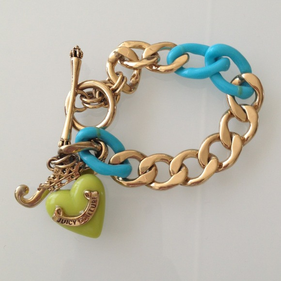 ✖Reserved! Juicy Couture chain bracelet