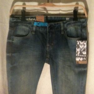 Hurley Skinny Jeans Size 24/00