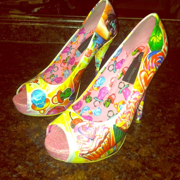a59533071b5587 Iron Fist Shoes - Iron Fist