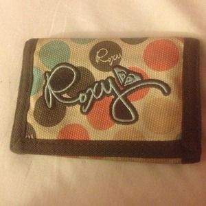 PRICE CUT! ✂✂✂! ROXY wallet!