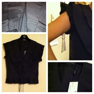 Dolce & Gabbana Silk Vest BNWT