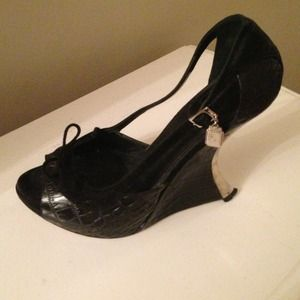 Authentic Christian Dior shoes
