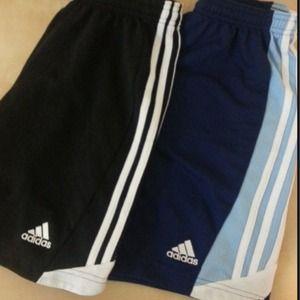 Adidas girl's shorts
