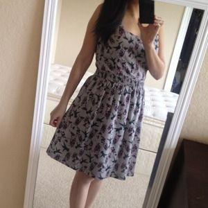 👗Kensie Hummingbird Prints Dress