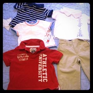 Other - Baby Boy Clothes 12 Mos. (prices negotiable)