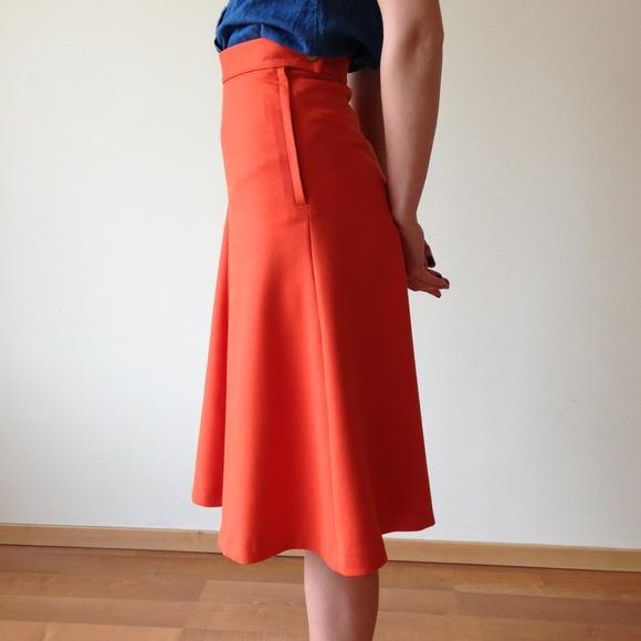 H&M Skirts - High waisted skirt