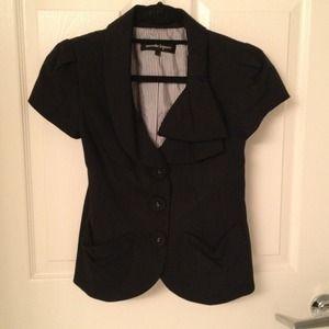 89% off Nanette Lepore Jackets & Blazers - Nanette Lepore Bell ...