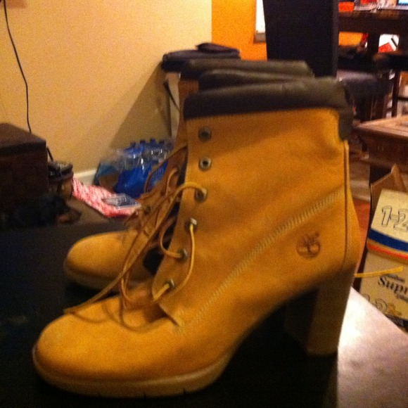 42% off Timberland Boots - Wheat colored Timberlands boots ...