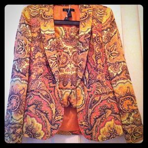 Jackets & Coats - Printed INC Outfit