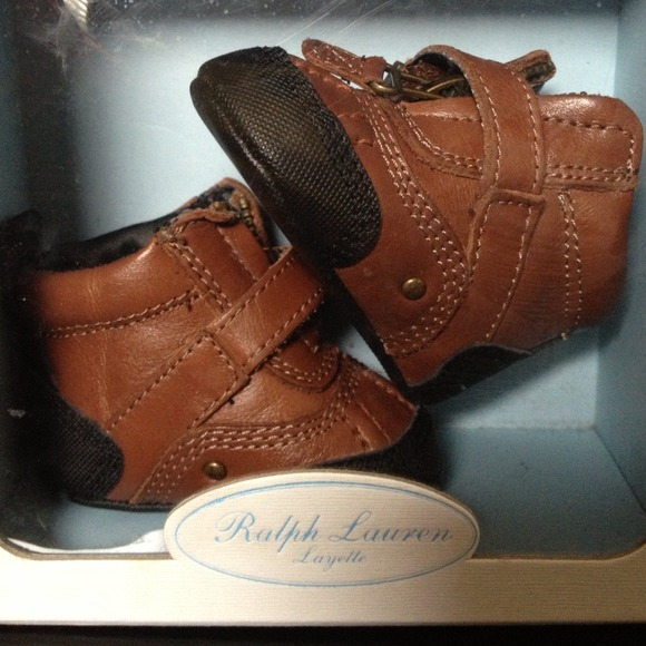 baby polo boots