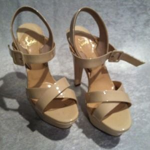 Beige Christian Louboutins! Authentic! Sz 40.5