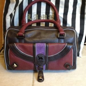 L.A.M.B. Fia satchel, extremely rare