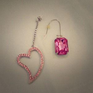 ⚡New⚡ H&M Pink earrings