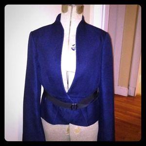 Valentino Roma navy blazer size 6