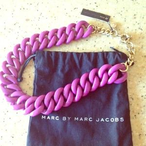 No Longer AvailableMarc Jacobs Necklace