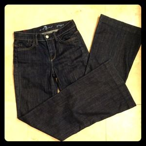 "Seven 7 For All Mankind ""Ginger"" Jeans"