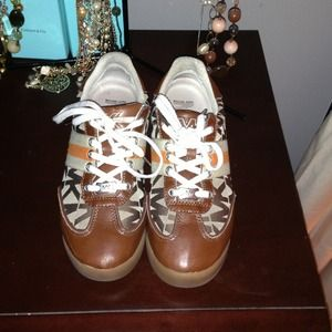 Gently used Michael Kors sneakers *REDUCED*