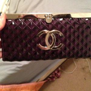 Chanel clutch/wallet