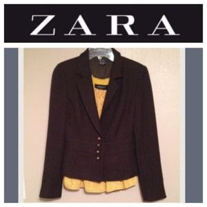 Zara Jackets & Blazers - Zara blazer like new