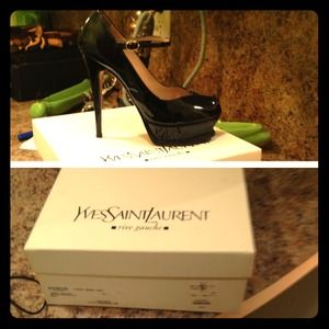 Authentic YSL shoes