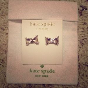 Authentic Kate Spade Studs