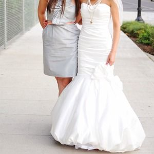 Dresses & Skirts - Wedding gown