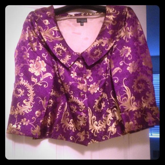 91% off Juliana Jackets &amp Blazers - Gorgeous Juliana. Short dressy