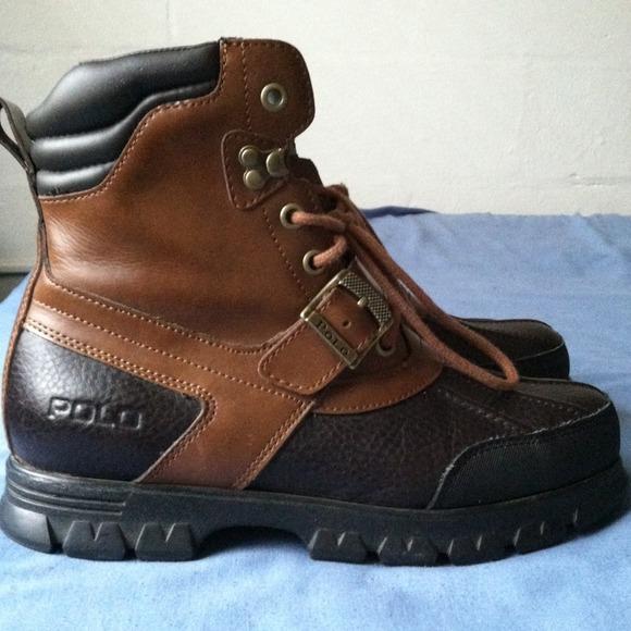 46% off Ralph Lauren Other - Mens Ralph Lauren Polo Boots from ...