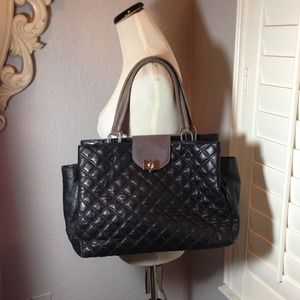 Marc Jacobs Quilted Reena Tote