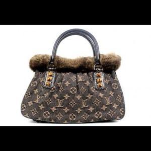 Limited Ed vintage Louis Vuitton